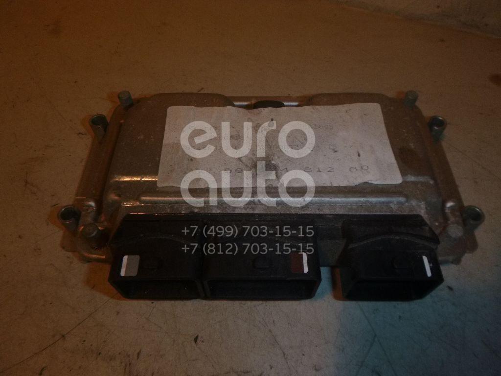 Купить Блок управления двигателем Peugeot 307 2001-2008; (1942E4)