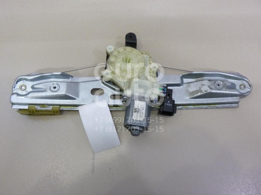 Купить Стеклоподъемник электр. задний левый Ford Focus III 2011-; (1870372)