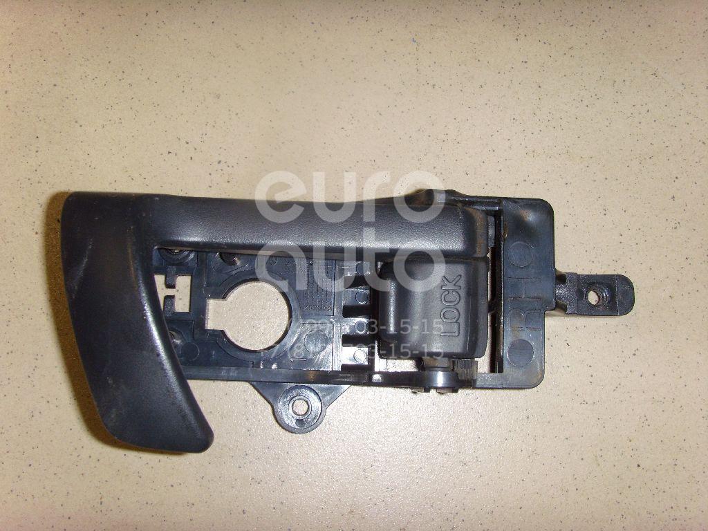 Купить Ручка двери внутренняя правая Hyundai Santa Fe (CM) 2006-2012; (826202B000WK)