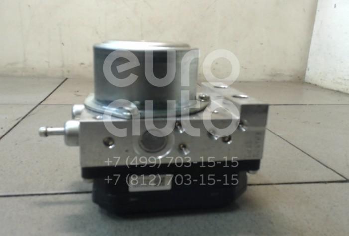 Купить Блок ABS (насос) Nissan Juke (F15) 2011-; (476601KK0B)