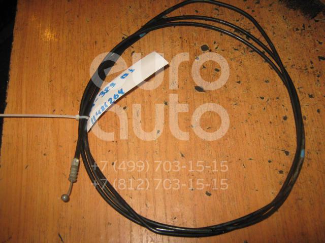 Купить Трос лючка бензобака Mazda 323 (BJ) 1998-2003; (BJ0J56880E)