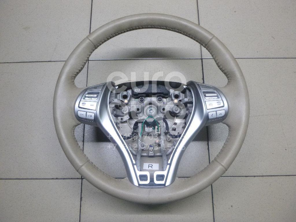Купить Рулевое колесо для AIR BAG (без AIR BAG) Nissan X-Trail (T32) 2014-; (484304CB3A)