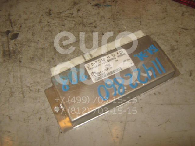 Купить Блок управления ABS Mercedes Benz C208 CLK coupe 1997-2002; (0195453132)