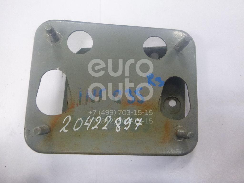 Купить Кронштейн усилителя заднего бампера правый Infiniti G (V35) 2002-2007; (85210AM610)
