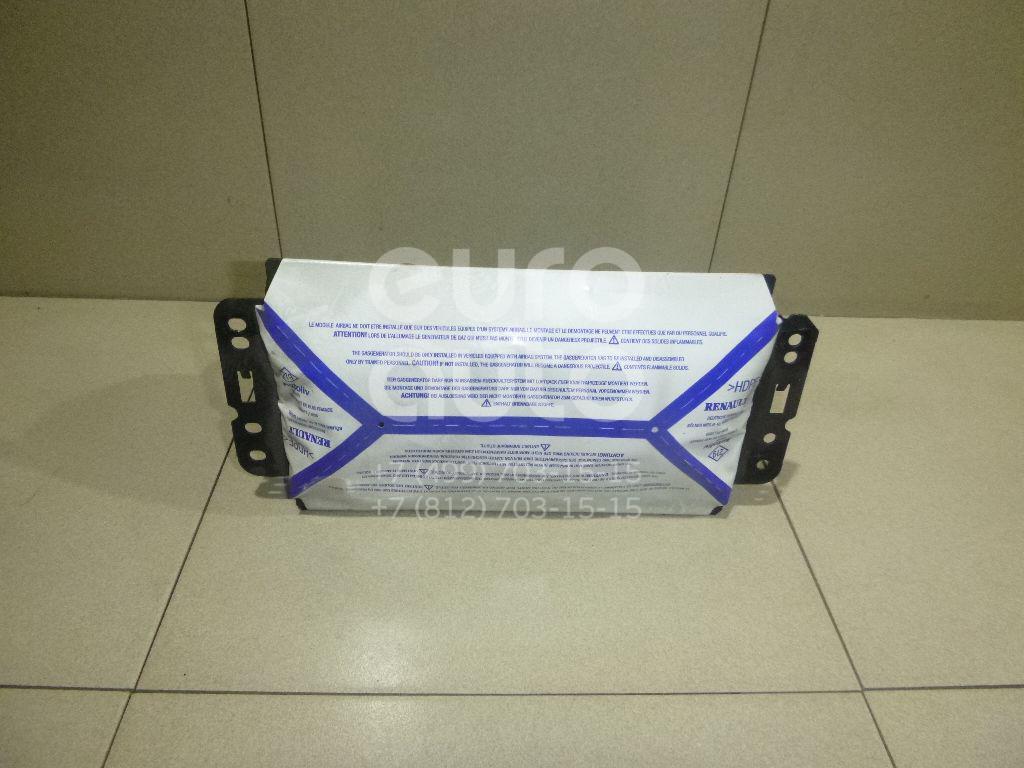 Купить Подушка безопасности пассажирская (в торпедо) Renault Scenic II 2003-2009; (8200706150)