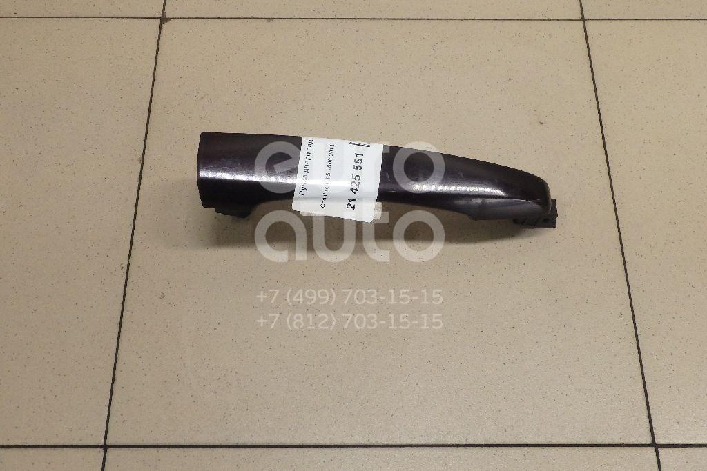 Купить Ручка двери наружная правая Cadillac CTS 2008-2013; (20806428)