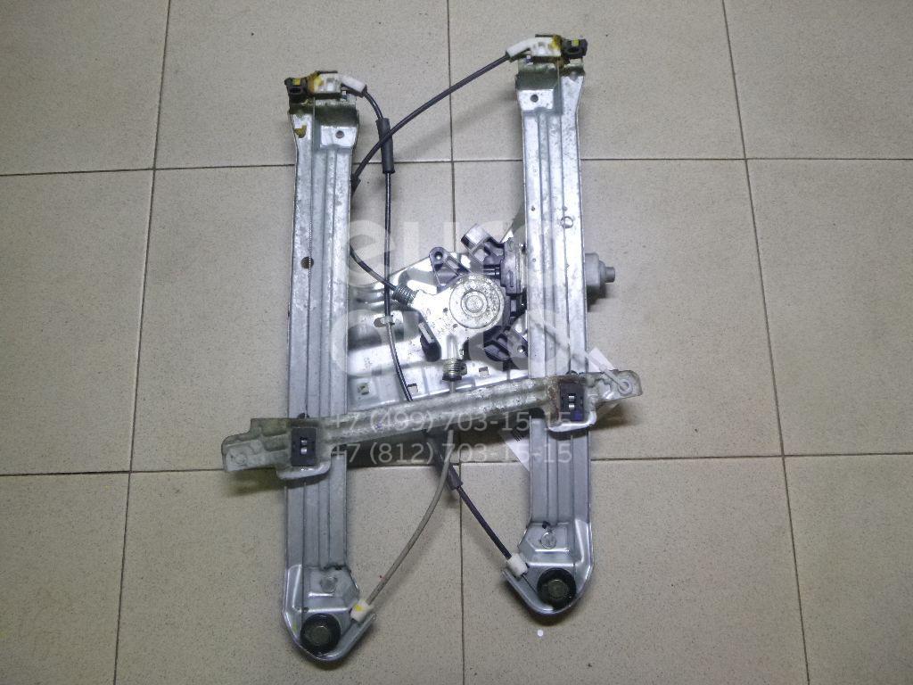 Стеклоподъемник электр. передний левый Mitsubishi Galant (DJ, DM) 2003-2012; (MR599947)  - купить со скидкой