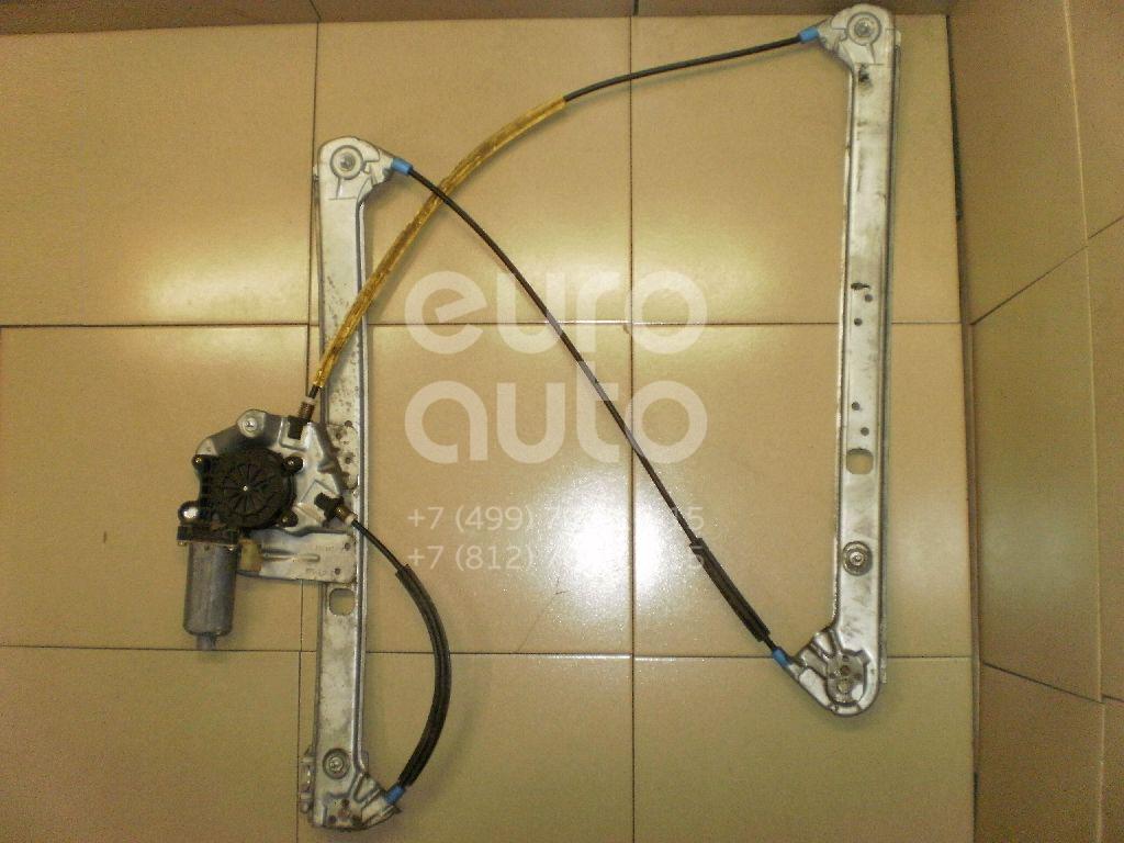 Купить Стеклоподъемник электр. передний правый BMW X5 E53 2000-2007; (51338254912)