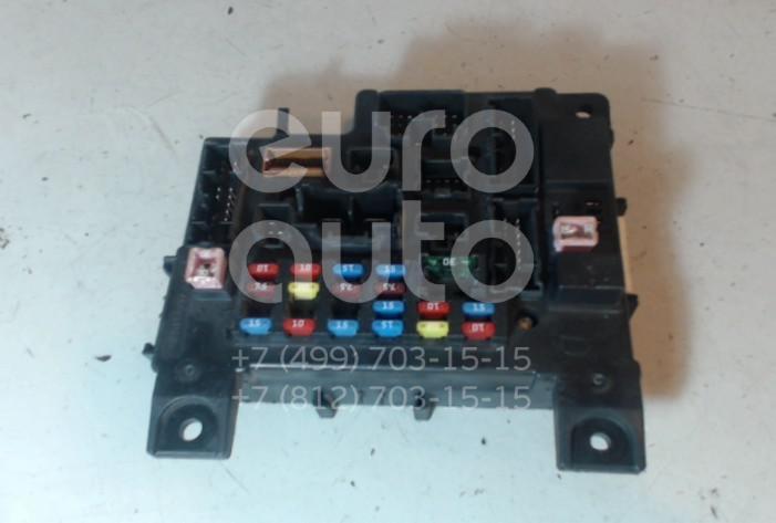 Купить Блок предохранителей Peugeot 4007 2008-2013; (6580.VY)