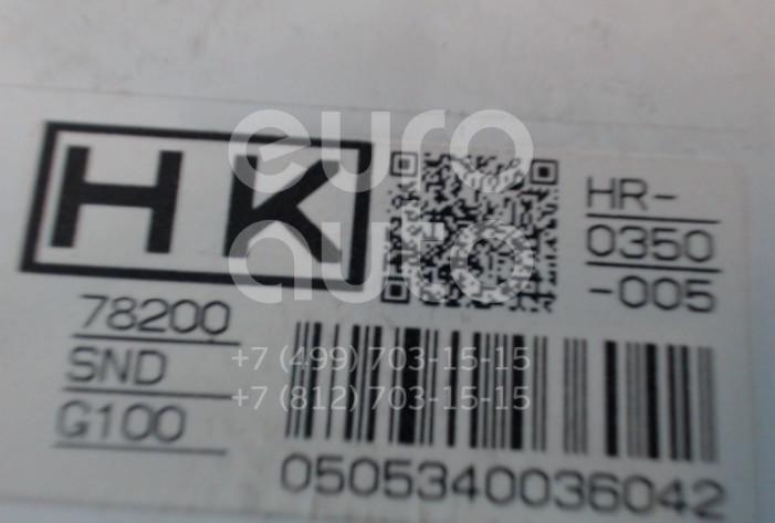 Купить Панель приборов Honda Civic 4D 2006-2012; (78220SNDG11)