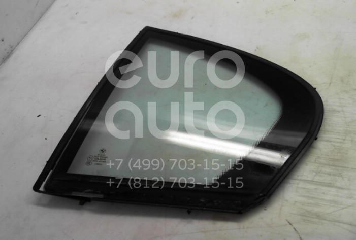 Купить Стекло двери задней левой (форточка) BMW 5-серия E60/E61 2003-2009; (51357033643)