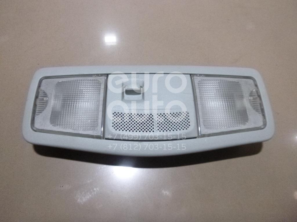 Купить Плафон салонный Peugeot 4007 2008-2013; (6362R6)
