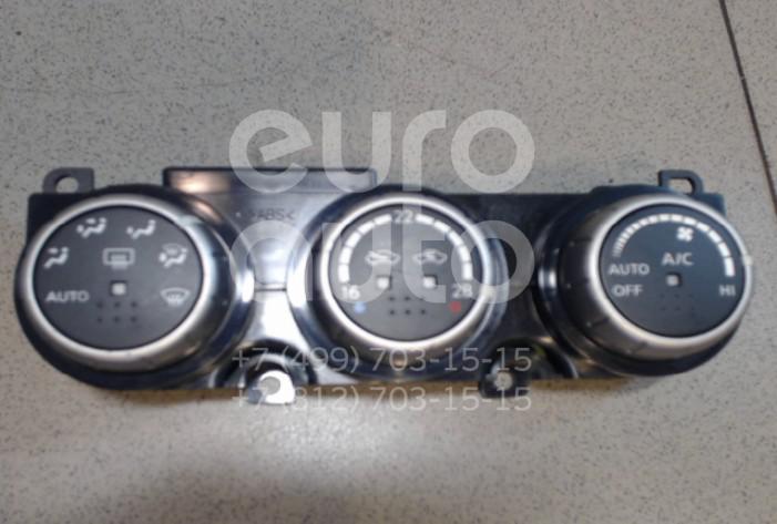 Купить Блок управления климатической установкой Nissan Murano (Z50) 2004-2008; (27500CC000)