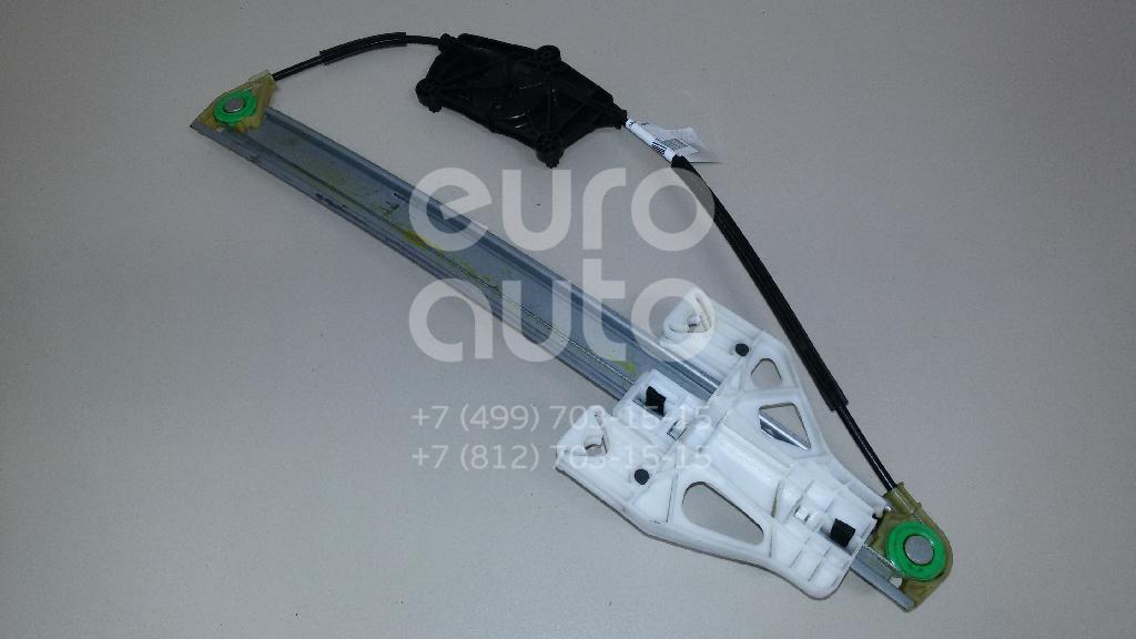Купить Стеклоподъемник электр. задний правый Audi Q5 [8R] 2008-2017; (8R0839462B)
