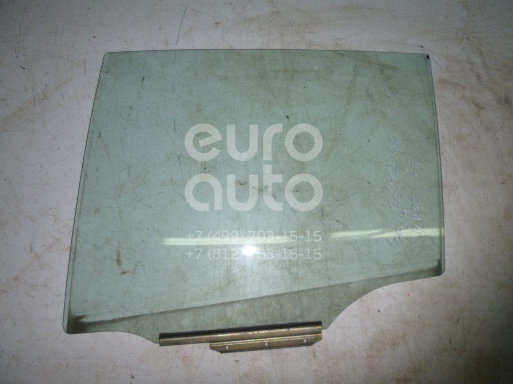 Купить Стекло двери задней левой Toyota CorollaVerso 2001-2004; (6810413290)