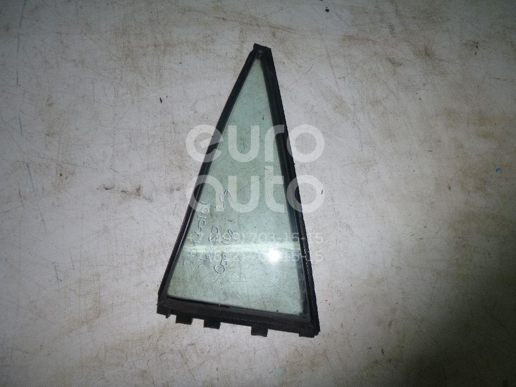 Купить Стекло двери задней левой (форточка) Toyota CorollaVerso 2001-2004; (6812413250)