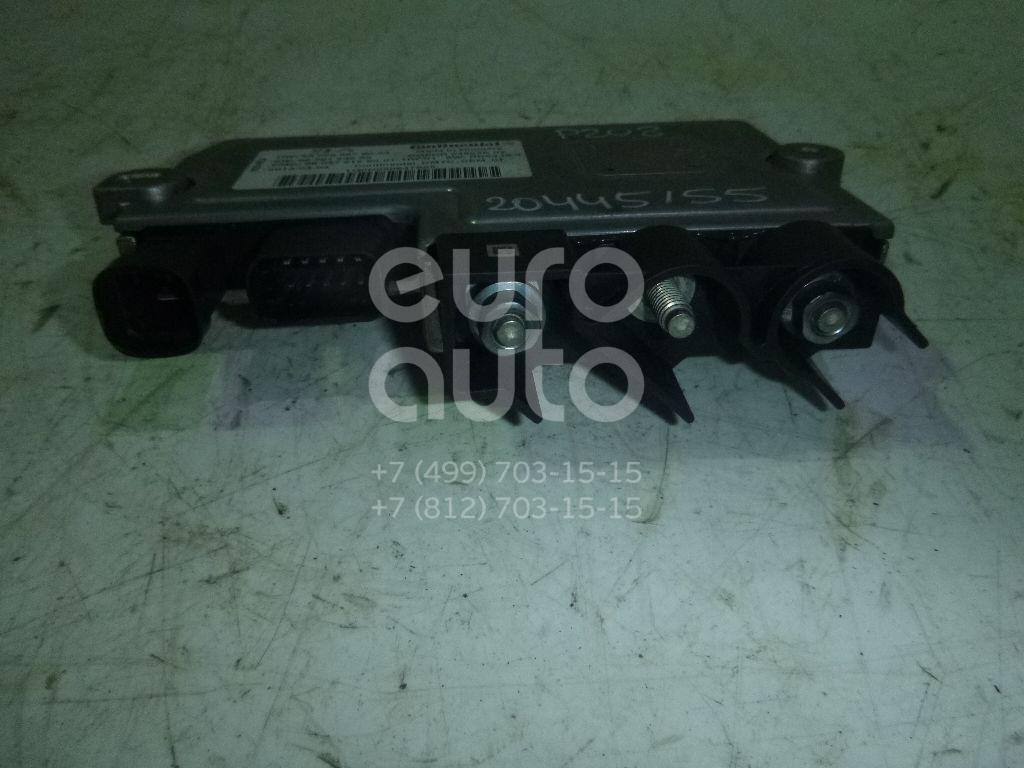 Блок электронный Peugeot 208 2012-; (9805721280)