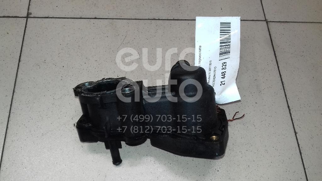 Купить Фланец двигателя системы охлаждения Ford Mondeo IV 2007-2015; (2S4Q9K478AD)