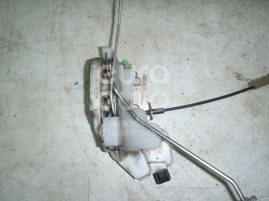 Купить Замок двери передней правой Mitsubishi Pajero/Montero IV (V8, V9) 2007-; (MR512238)