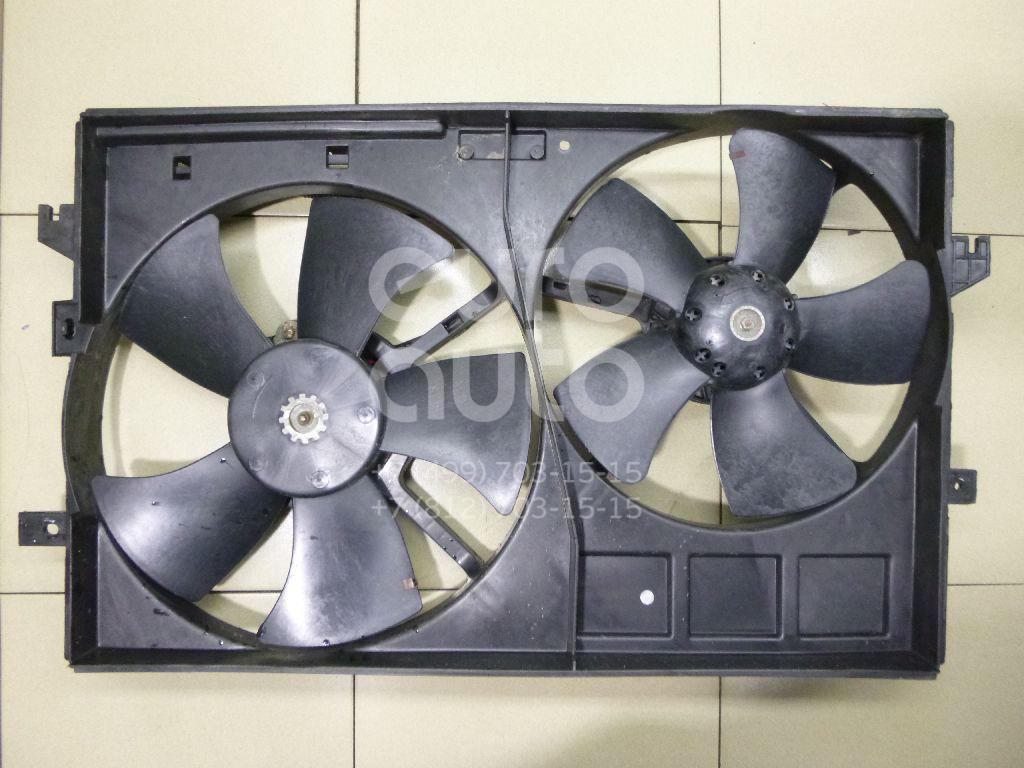 Купить Вентилятор радиатора Geely EMGRAND EC7 2008-; (1064001191)