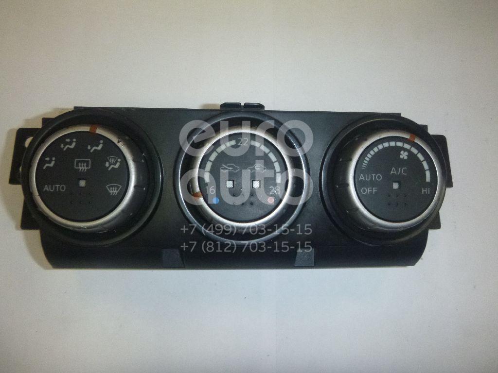 Купить Блок управления климатической установкой Nissan X-Trail (T31) 2007-2014; (27500JG700)