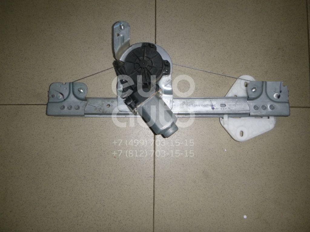 Купить Стеклоподъемник электр. задний правый Renault Logan 2005-2014; (8200901105)