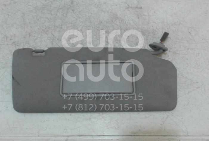 Купить Козырек солнцезащитный (внутри) Subaru Tribeca (B9) 2005-2014; (92011XA00AMV)