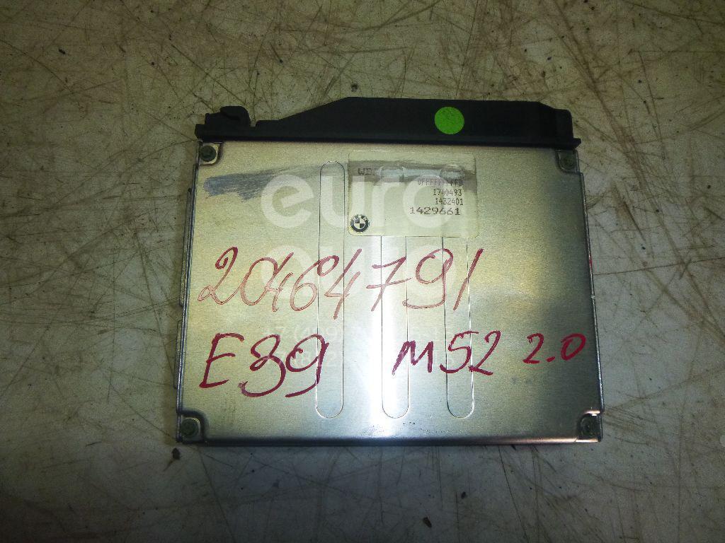 Купить Блок управления двигателем BMW 5-серия E39 1995-2003; (12141429661)