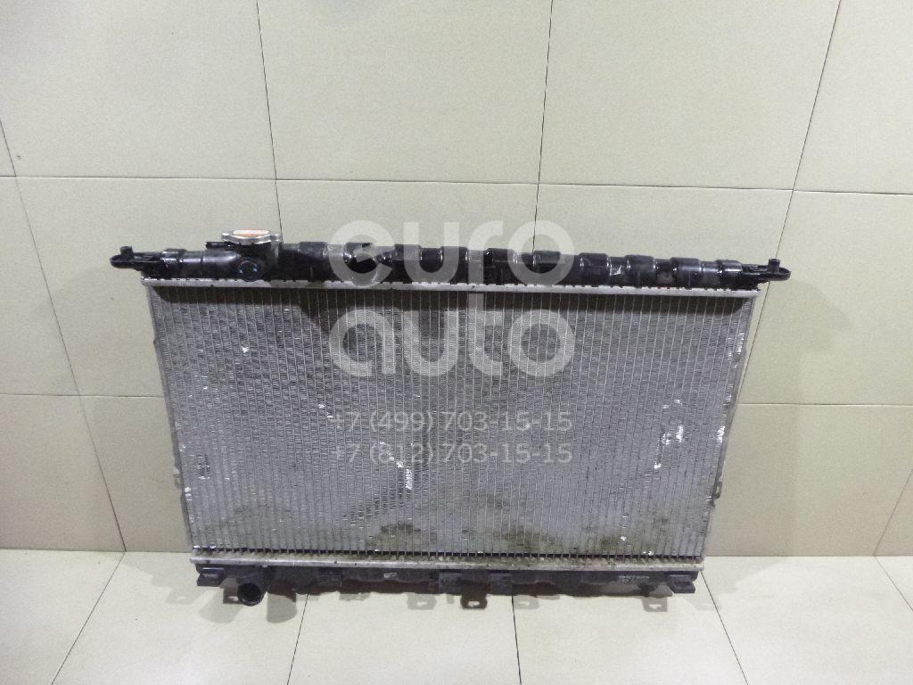 Купить Радиатор основной Hyundai Sonata IV (EF)/ Sonata Tagaz 2001-2012; (2531038005)