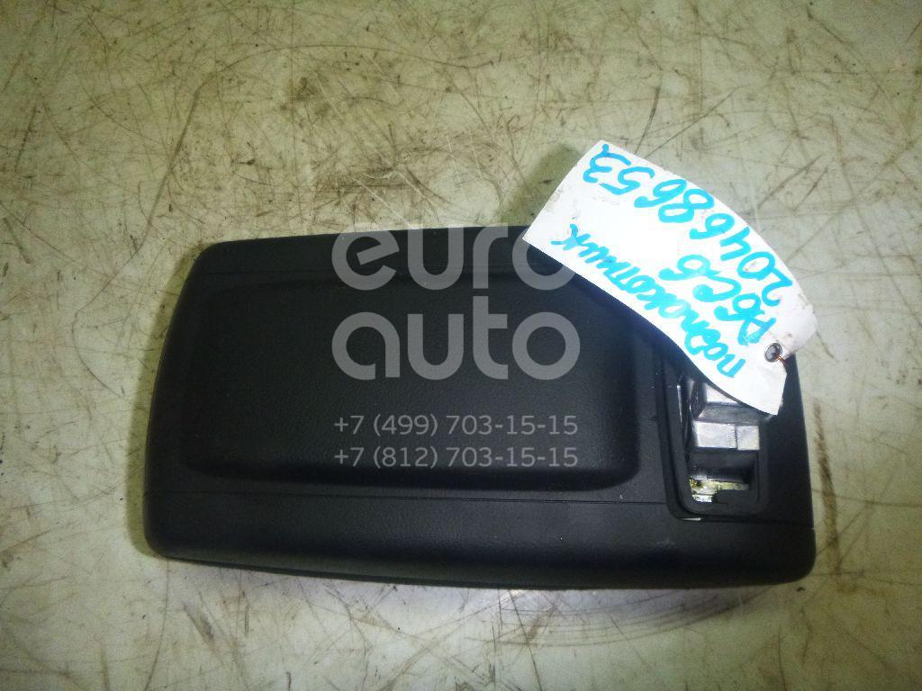 Купить Подлокотник Audi A6 [C6, 4F] 2004-2011; (4F086424517C)