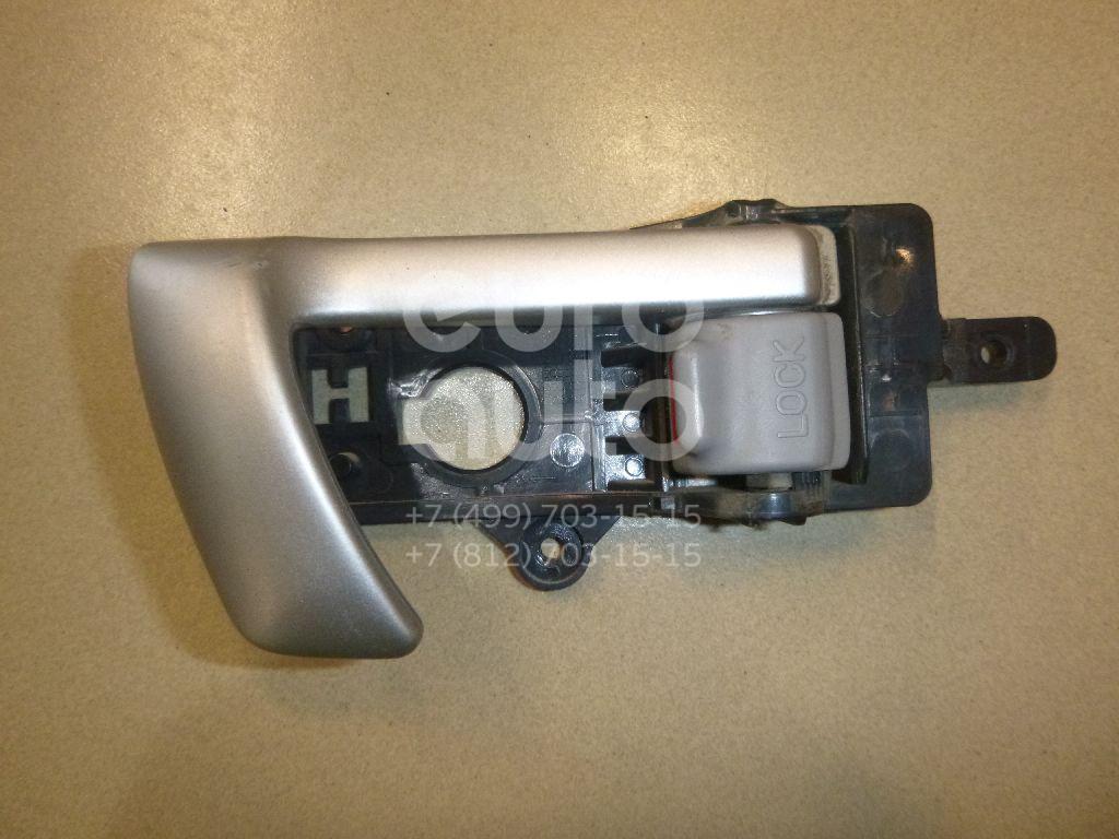 Купить Ручка двери внутренняя правая Hyundai Santa Fe (CM) 2006-2012; (826202B010J4)