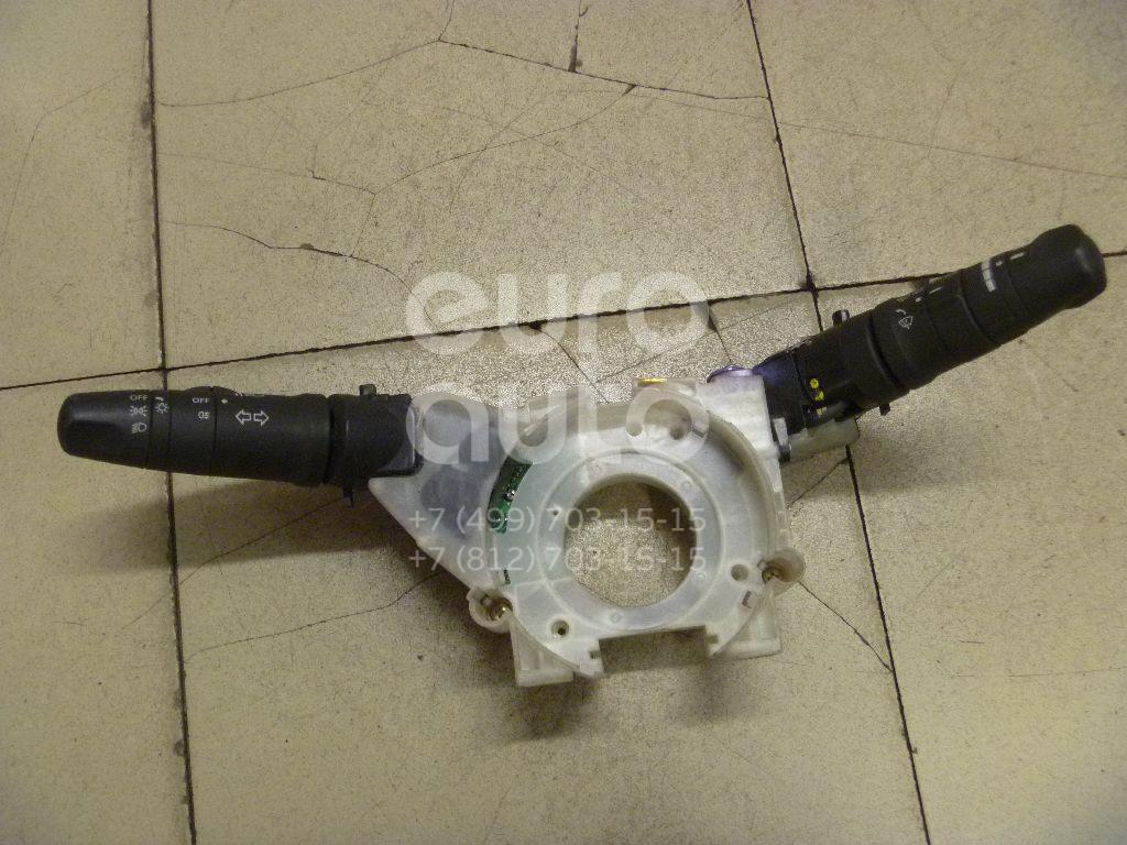 Купить Переключатель подрулевой в сборе Nissan Micra (K12E) 2002-2010; (25560AX631)