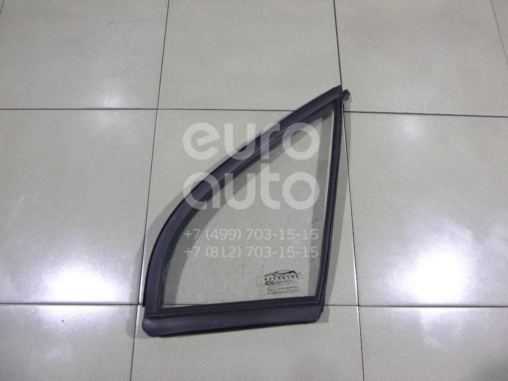 Купить Стекло двери передней левой (форточка) Daewoo Matiz (M100/M150) 1998-2015; (96314532)