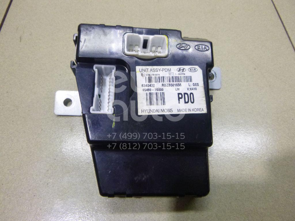 Купить Блок электронный Hyundai ix35/Tucson 2010-2015; (954602S000)