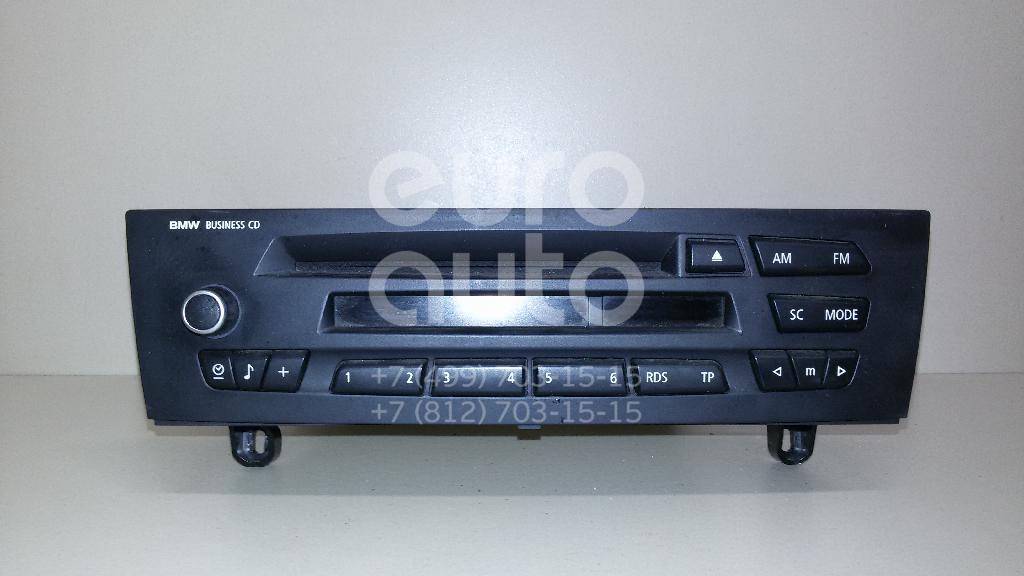 Купить Магнитола BMW 1-серия E87/E81 2004-2011; (65129259728)
