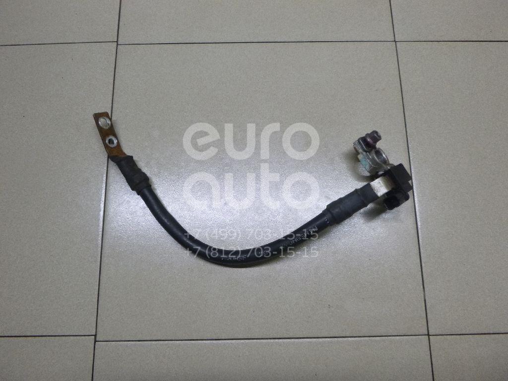 Купить Клемма аккумулятора минус Kia Quoris 2012-; (371803T100)