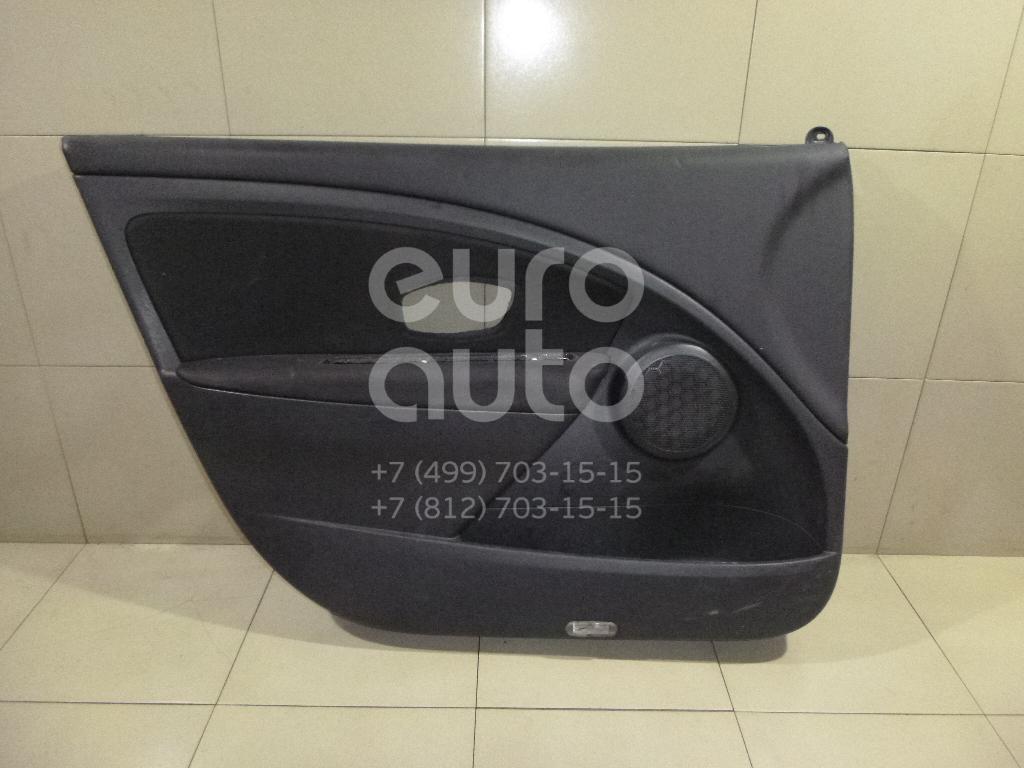 Купить Обшивка двери передней левой Renault Fluence 2010-; (809017874R)