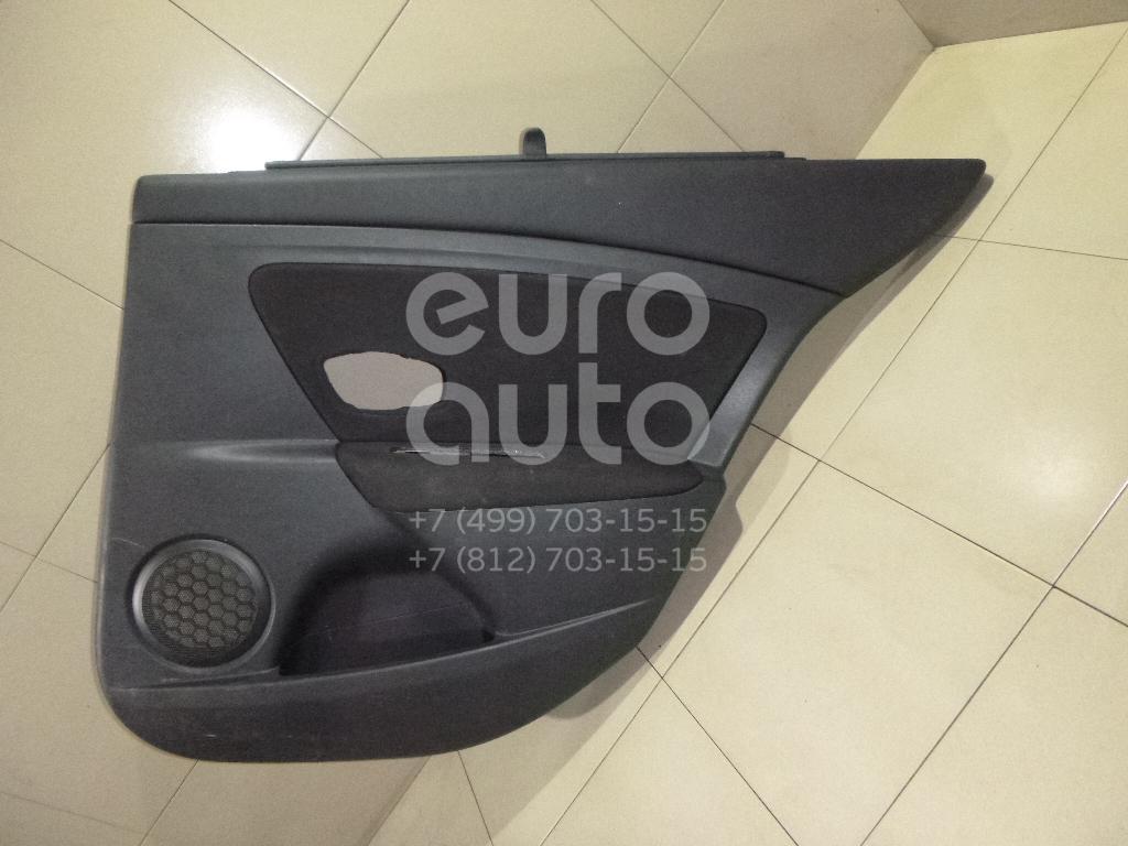 Купить Обшивка двери задней правой Renault Fluence 2010-; (829A03607R)