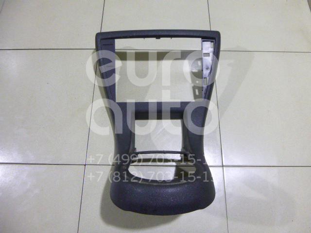 Купить Накладка декоративная Citroen C4 2005-2011; (8212RK)