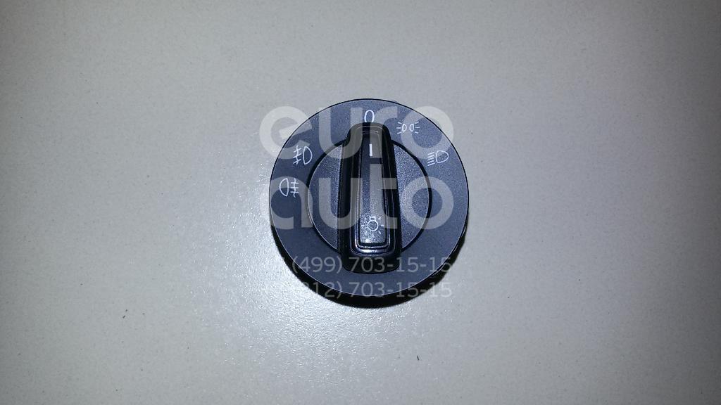 Купить Переключатель света фар VW Golf VII 2012-; (5G0941431BFWZU)