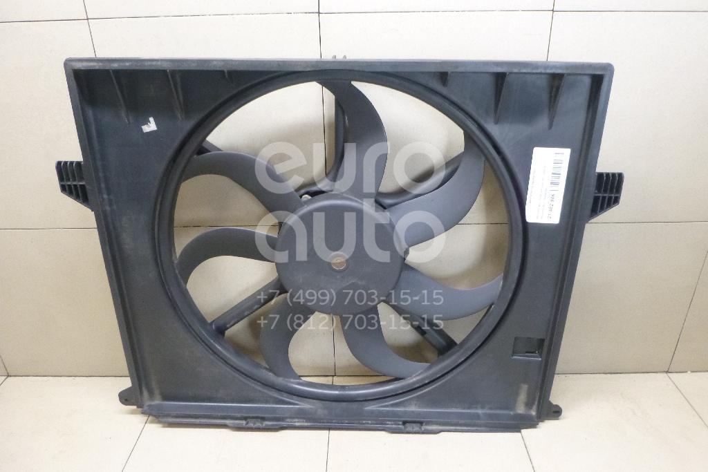 Вентилятор радиатора Mercedes Benz W164 M-Klasse (ML) 2005-2011; (1645000593)  - купить со скидкой