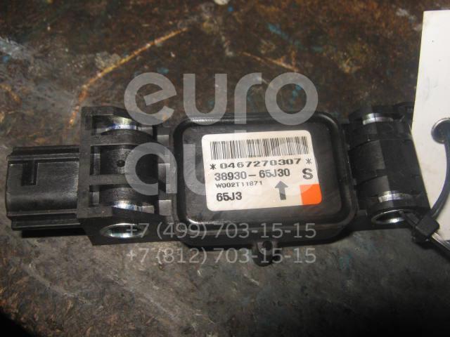 Купить Датчик AIR BAG Suzuki Grand Vitara 2005-2015; (3893065J30)