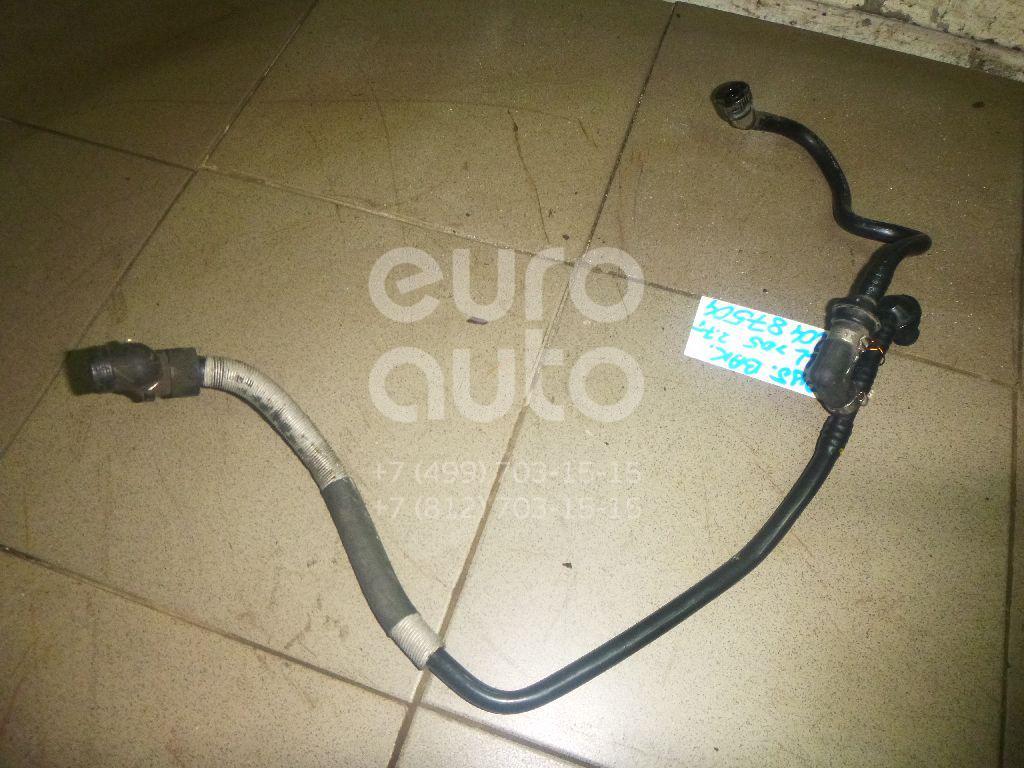 Купить Шланг вакуумного усилителя тормоза Audi Allroad quattro 2000-2005; (4B0611931BM)