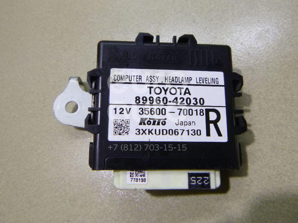 Купить Блок электронный Toyota RAV 4 2013-; (8996042110)