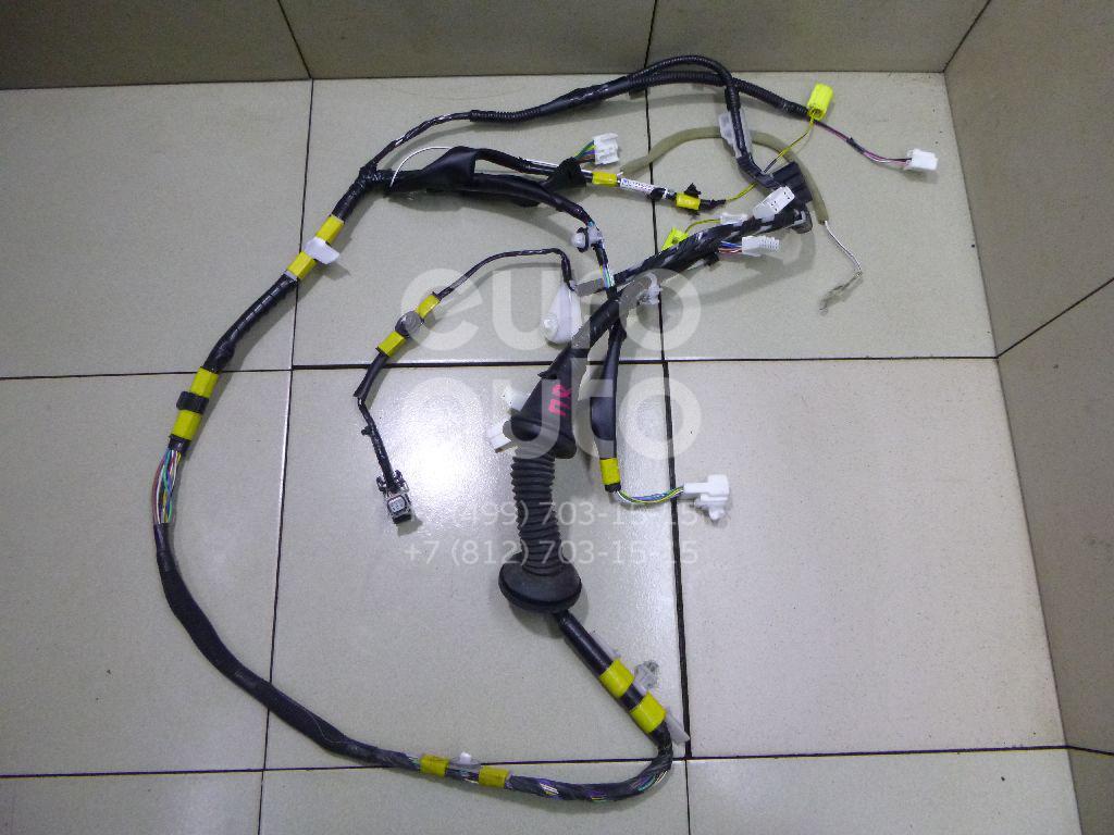 Проводка (коса) Toyota RAV 4 2013-; (8215142C70)  - купить со скидкой