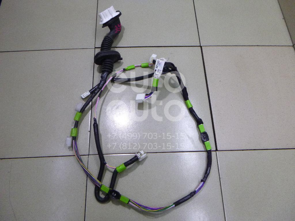 Купить Проводка (коса) Toyota RAV 4 2013-; (8215342160)