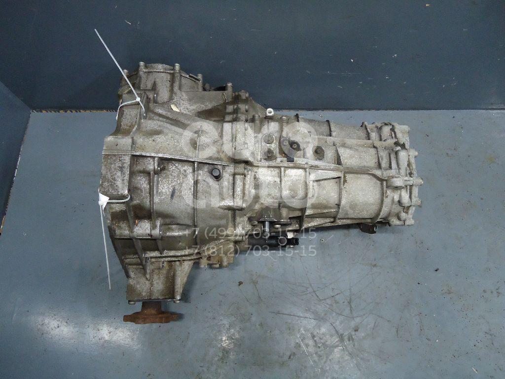 Купить МКПП (механическая коробка переключения передач) Audi A4 [B8] 2007-2015; (0B1300027E)