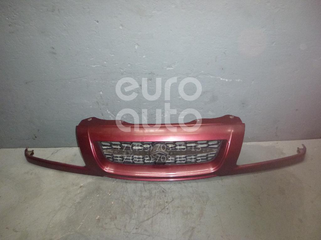 Купить Решетка радиатора Suzuki Grand Vitara 1998-2005; (7211165DA0)