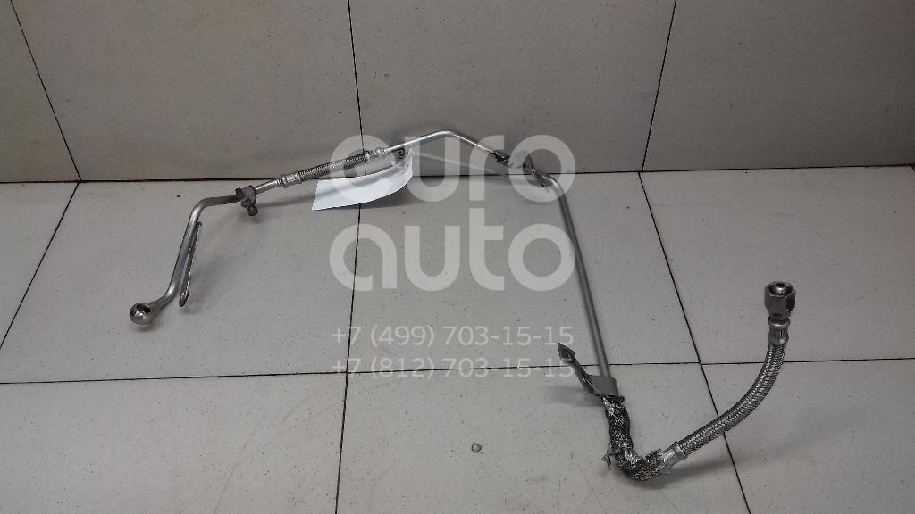 Купить Трубка турбокомпрессора (турбины) VW Passat [B5] 2000-2005; (06B145771F)