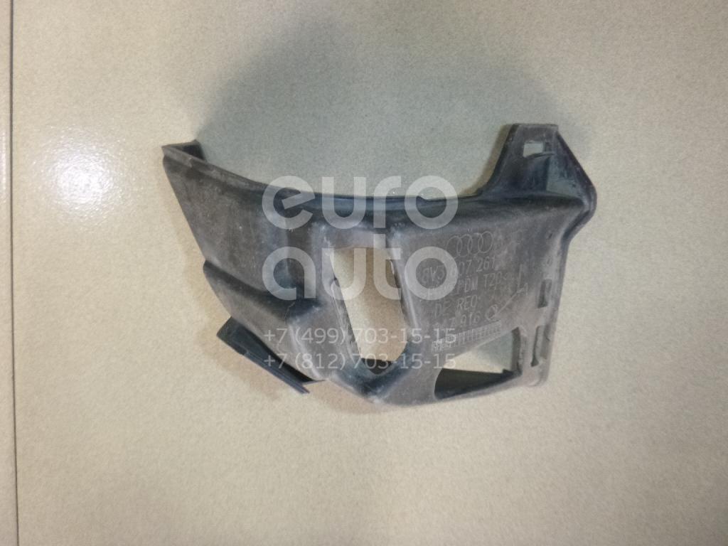 Купить Кронштейн фары противотуманной левой Audi A3 [8V] 2013-; (8V3807261)